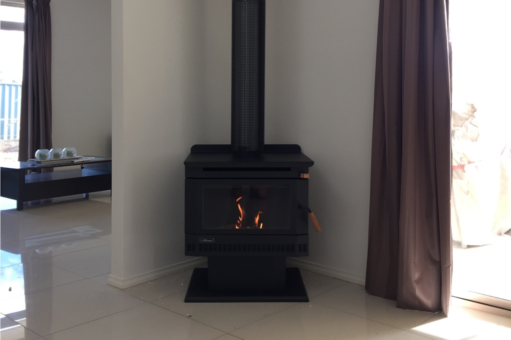 Combustion Heater Installation - Blackwell Plumb & Gas Williamstown - 01
