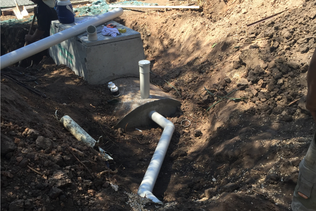 Septic Tank Installation - Blackwell Plumb & Gas Williamstown - 04