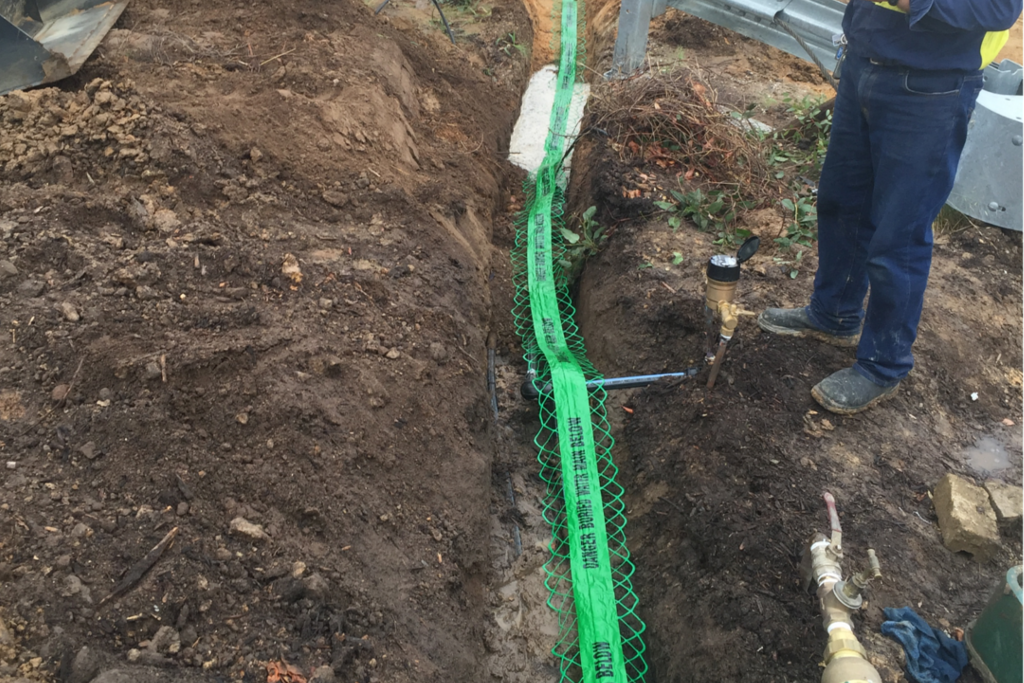 Water Meter Installation - Blackwell Plumb & Gas Williamstown - 02