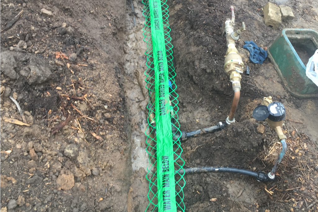 Water Meter Installation - Blackwell Plumb & Gas Williamstown - 01