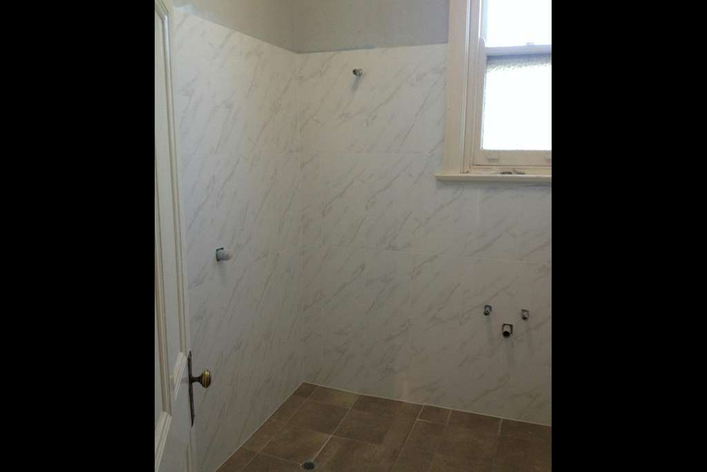 Bathroom Renovation 06 - Blackwell Plumb & Gas